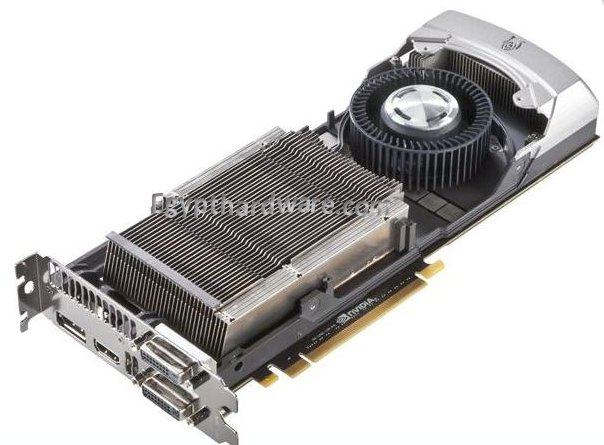 NVIDIA GeForce Titan's leaked pictures
