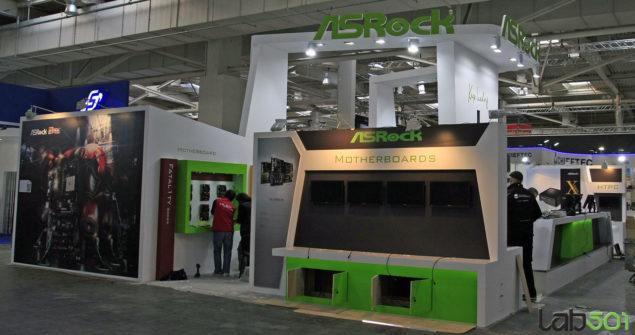 ASRock LGA 1150 motherboards