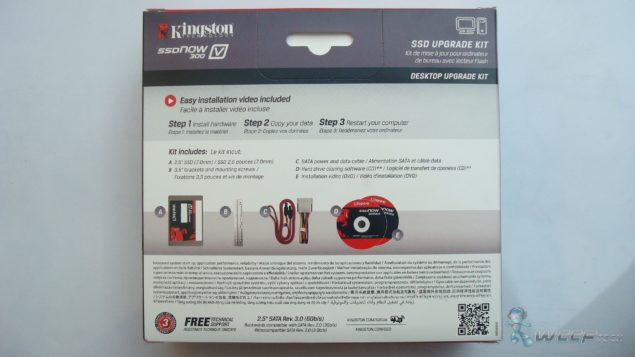 Kingston SSDNow V300_2