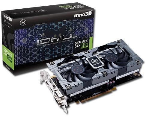 Inno3D GTX 650 Ti Boost