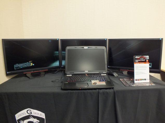 MSI GX70 Gaming Notebook 2
