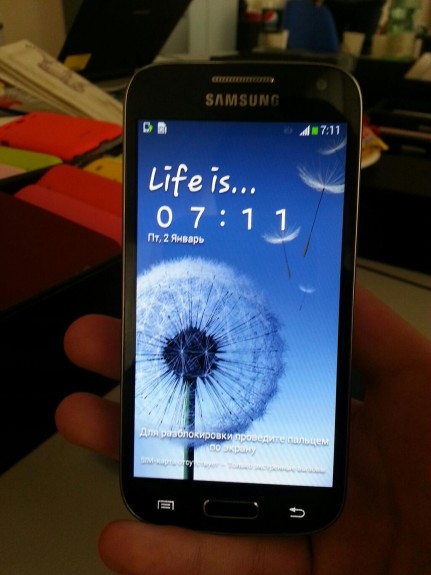 Samsung Galaxy S 4 Mini Pictures Leaked on the Web galaxy s5 specs confirmed