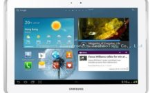 Update Galaxy Tab 2 10.1 P5110 to CM10.2 Nightly Android 4.3 Jelly Bean Custom Firmware
