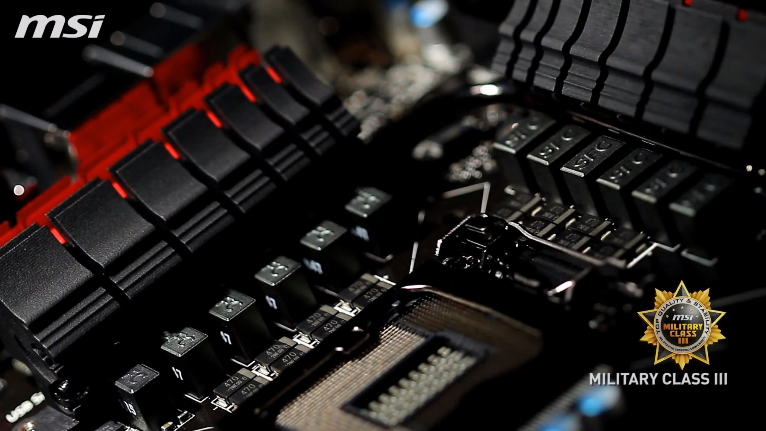 Msi Z77a-gd65 Gaming Motherboard Unveiled