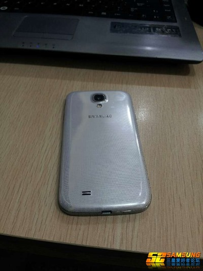 Latest Galaxy S4 leaked pictures