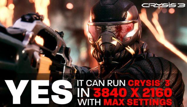 AMD Radeon HD 7990 Crysis 3