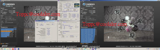 Core i7-4960X CIneBench