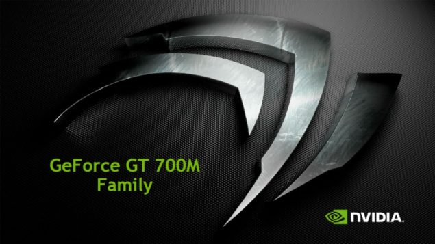 GeForce 700M Series