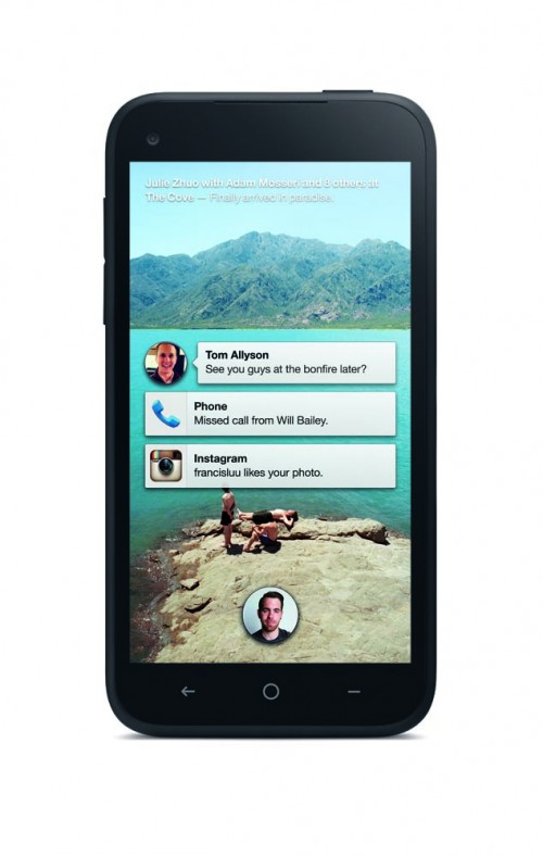 Leaked Facebook Home APK