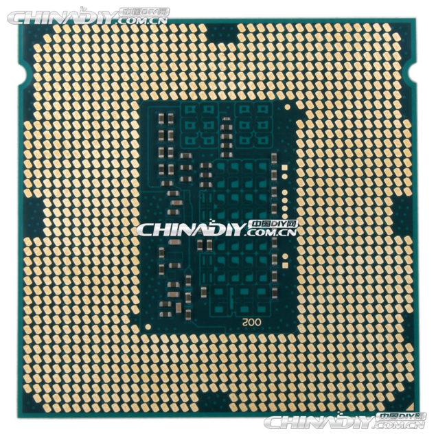 Haswell Core i5 CPU Back