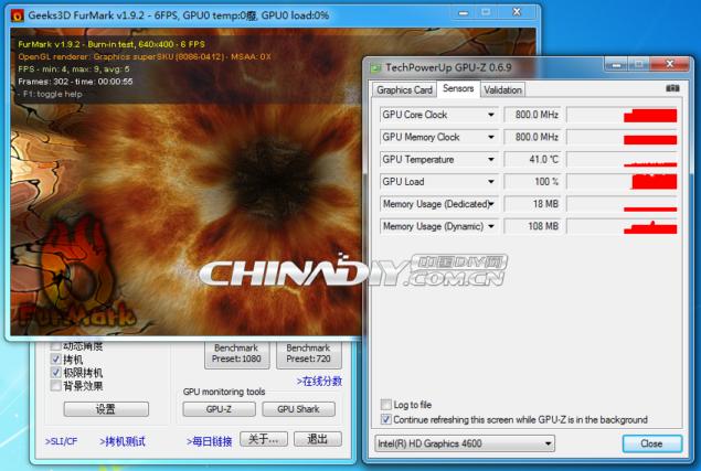 Haswell Core i5 GPU Temps