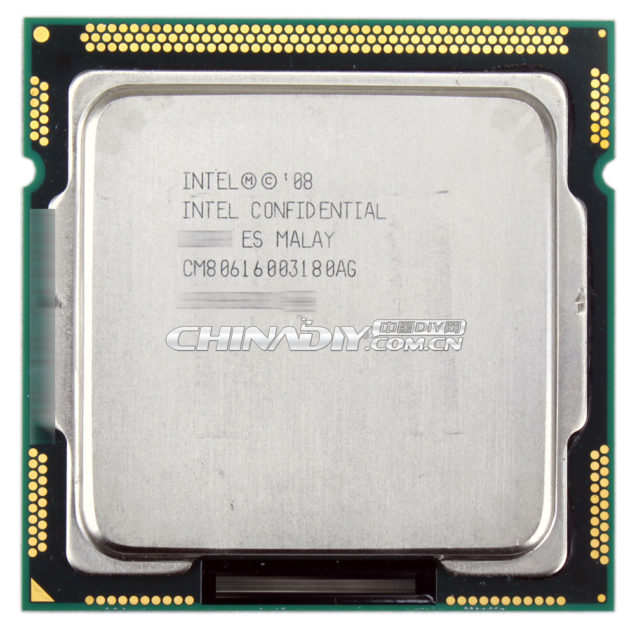 Haswell Xeon E3 1200 V3 Front
