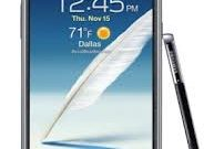 Update Galaxy Note 2 SGH-I317M to UBMB1 Android 4.1.2 Jelly Bean