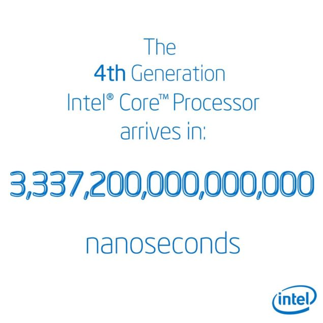 Intel Haswell Launch