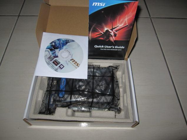 Radeon HD 7730 Box