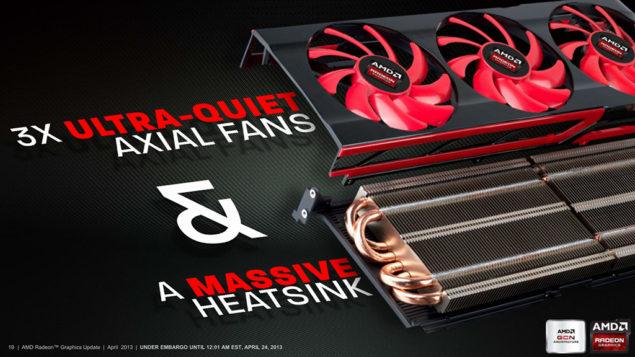 Radeon HD 7990 Cooler
