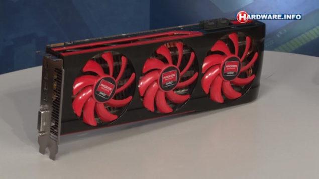 Radeon HD 7990 HWInfo