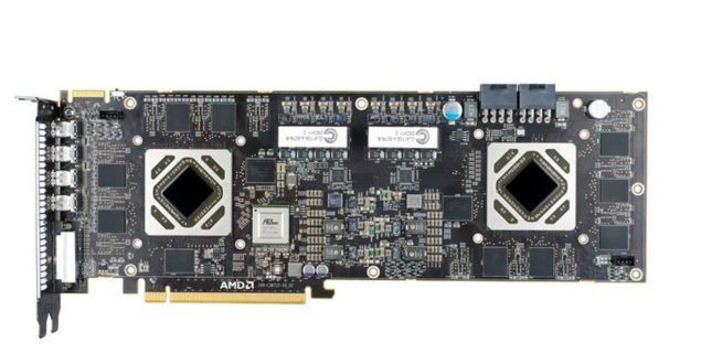 Radeon HD 7990 PCB