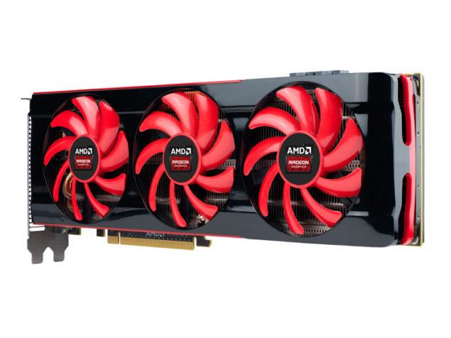 Radeon HD 7990 Side