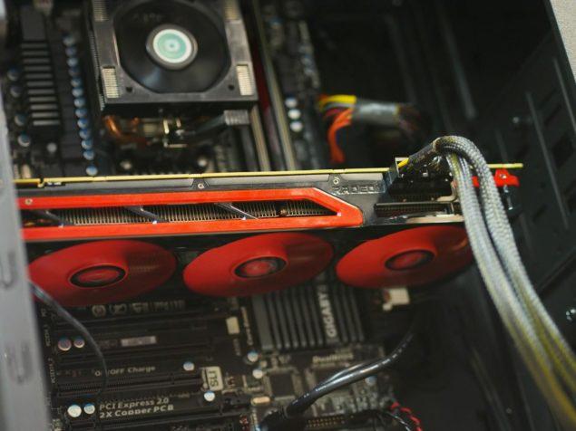 Radeon HD 7990 TriFan OMG