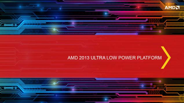 AMD Temash