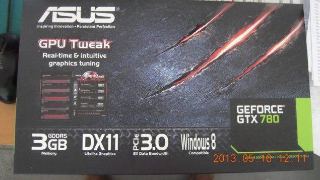 ASUS GTX 780