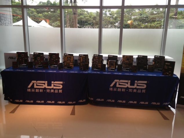 ASUS Z87 Motherboards