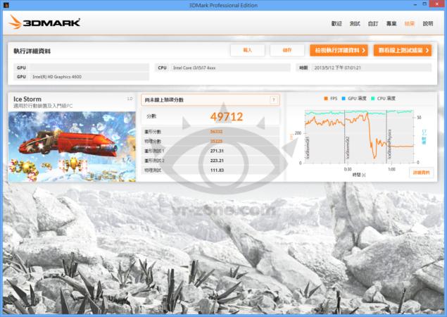 Core i7-4800MQ 3DMark IceStorm