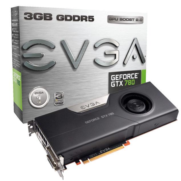 EVGA GTX 780