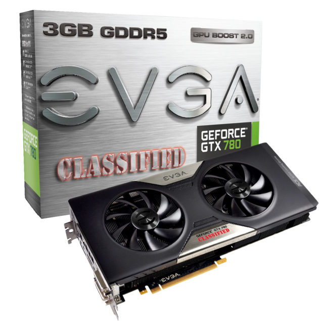 EVGA GTX 780 Classified