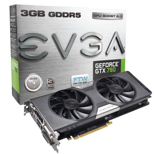 EVGA GTX 780 FTW