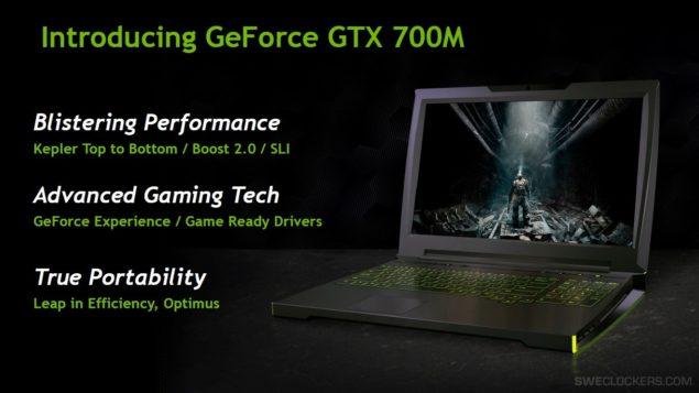 GTX 700M