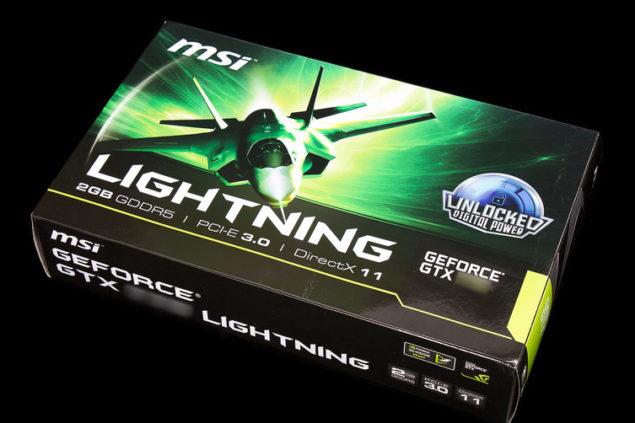 GTX 770 Lightning