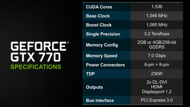 Nvidia Geforce GTX 770 11