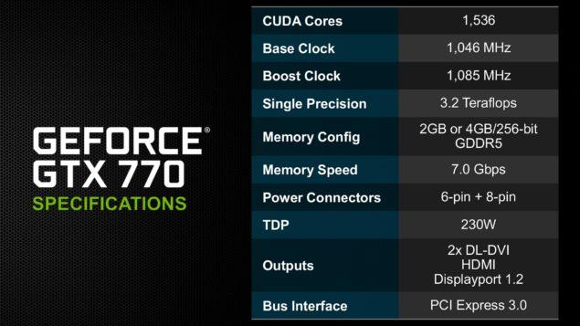 Nvidia Geforce GTX 770 11