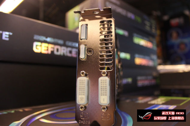 GeFOrce GTX 770 WindForce