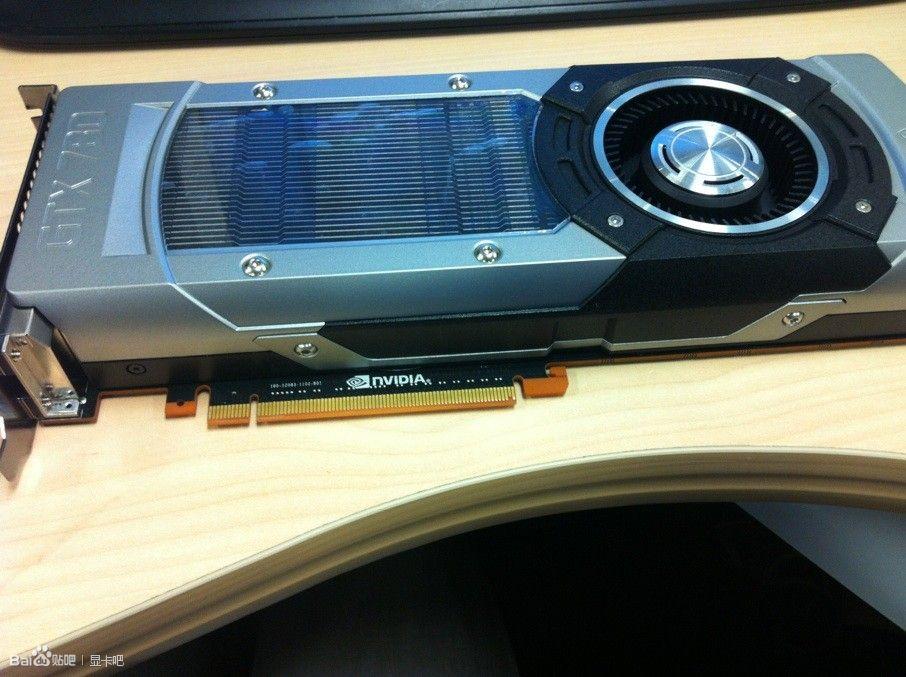 Graphics card NVIDIA GeForce