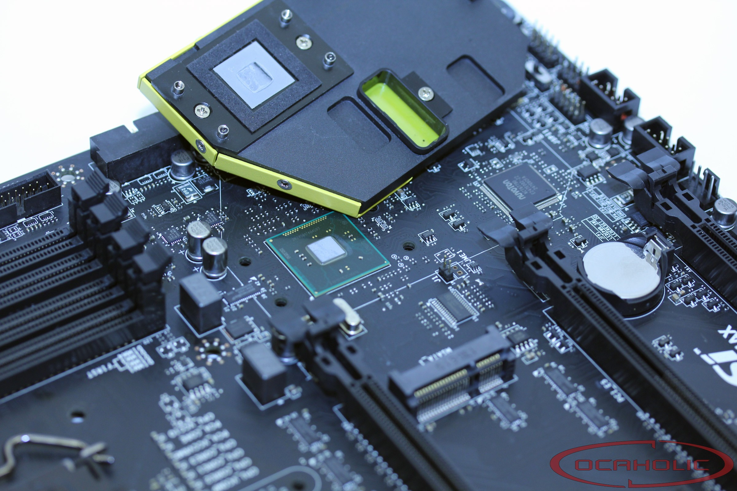 MSI  Z87 MPOWER MAX BIOS CHIP
