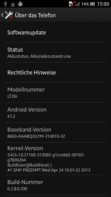 update sony xperia s to official android 4.1.2 jelly bean v6.2.B.0.200