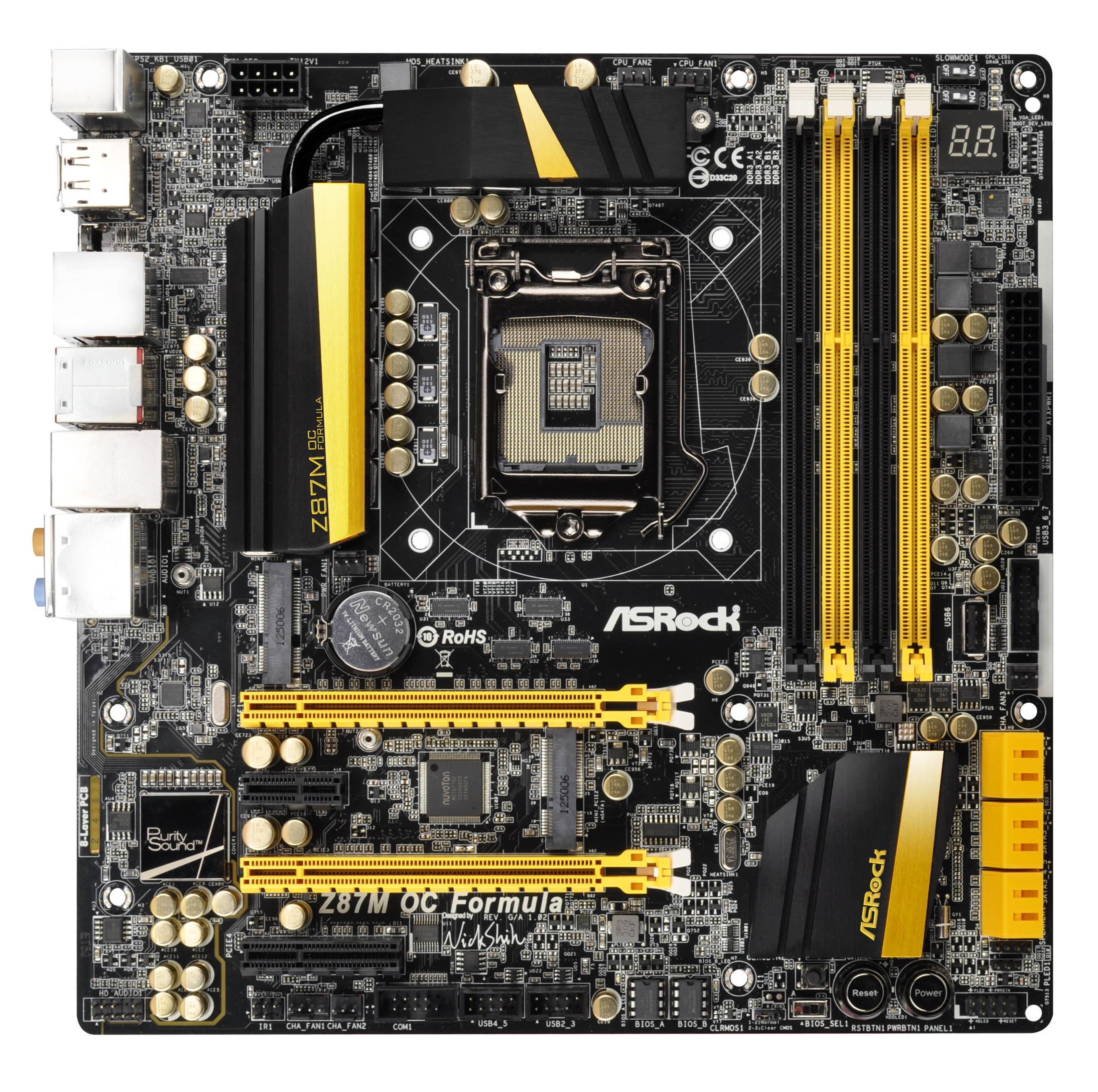 ASRock Z87 OC Formula/ac Motherboard Treiber Windows 10