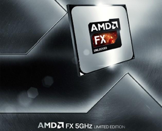 AMD FX 5 GHz