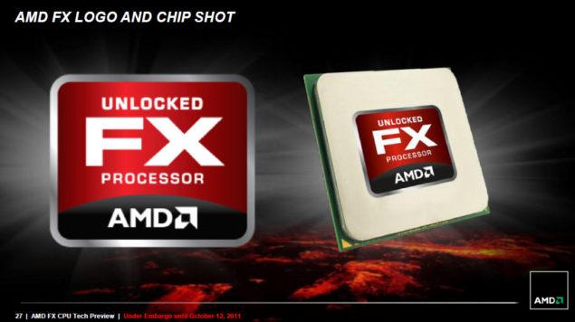AMD FX Chip