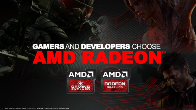 AMD Radeon Graphics Trends