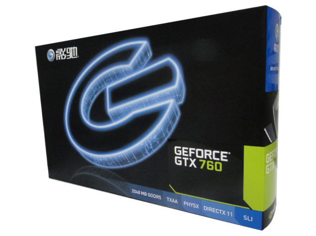 Galaxy GeForce GTX 760 GC