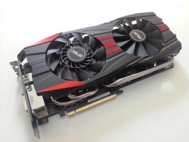 GeForce GTX 780 DirectCU II OC