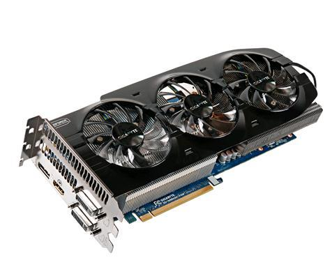Gigabyte GeForce GTX 760 OC