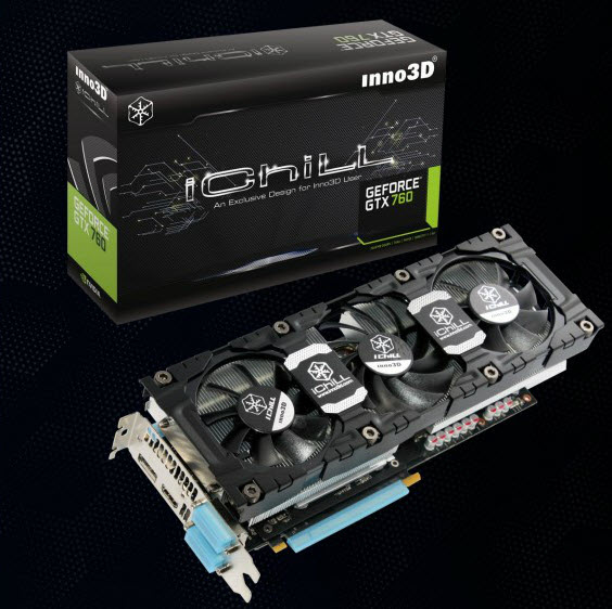 Inno3D GTX 760 iChill