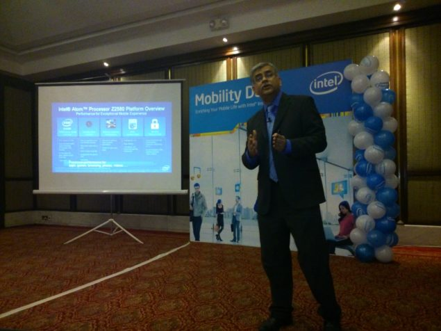 Intel Mobility Day