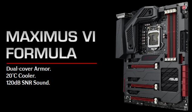 Maximus VI Formula