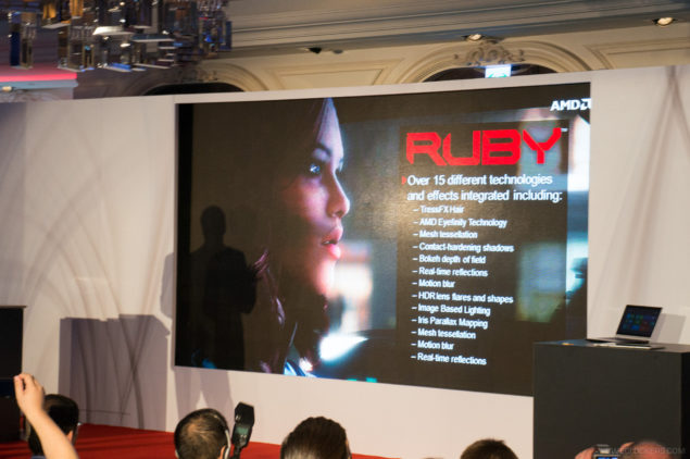 Ruby AMD